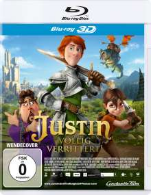 Justin - Völlig verrittert! (3D Blu-ray), Blu-ray Disc