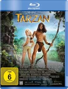 Tarzan (2014) (Blu-ray), Blu-ray Disc