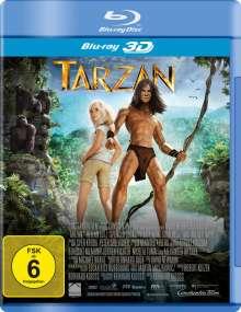 Tarzan (2014) (3D Blu-ray), Blu-ray Disc