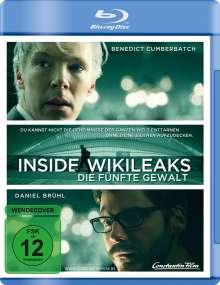 Inside WikiLeaks (Blu-ray), Blu-ray Disc