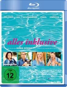 Alles inklusive (Blu-ray), Blu-ray Disc