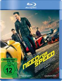 Need for Speed (Blu-ray), Blu-ray Disc