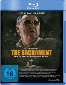 The Sacrament (Blu-ray), Blu-ray Disc