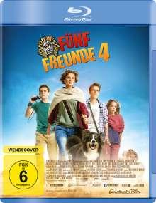 Fünf Freunde 4 (Blu-ray), Blu-ray Disc
