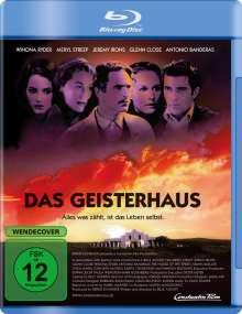 Das Geisterhaus (Blu-ray), Blu-ray Disc
