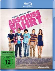 Abschussfahrt (Blu-ray), Blu-ray Disc