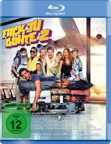 Fack Ju Göhte 2 (Blu-ray), Blu-ray Disc