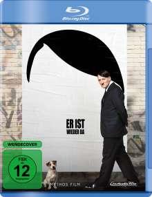 Er ist wieder da (Blu-ray), Blu-ray Disc