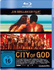 City of God (Blu-ray), Blu-ray Disc