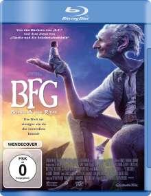 BFG - Sophie & der Riese (Blu-ray), Blu-ray Disc