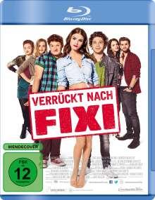 Verrückt nach Fixi (Blu-ray), Blu-ray Disc