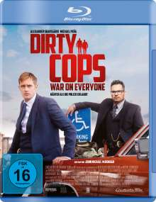 Dirty Cops - War On Everyone (Blu-ray), Blu-ray Disc