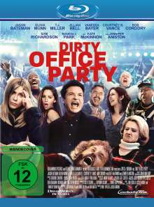 Dirty Office Party (Blu-ray), Blu-ray Disc