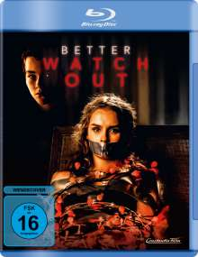 Better Watch Out (Blu-ray), Blu-ray Disc