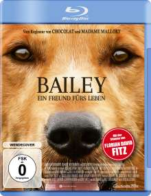 Bailey - Ein Freund fürs Leben (Blu-ray), Blu-ray Disc