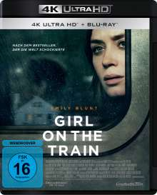 Girl on the Train (Ultra HD Blu-ray & Blu-ray), Ultra HD Blu-ray