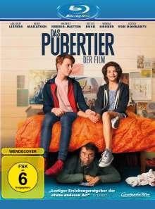 Das Pubertier (Blu-ray), Blu-ray Disc