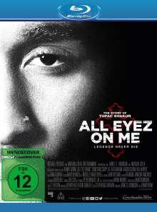 All Eyez on Me (Blu-ray), Blu-ray Disc