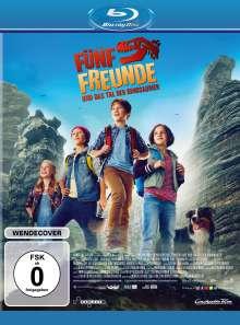 Fünf Freunde und das Tal der Dinosaurier (Blu-ray), Blu-ray Disc