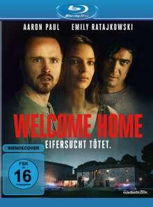 Welcome Home (2018) (Blu-ray), Blu-ray Disc