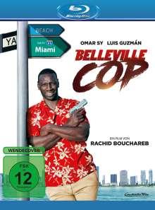 Belleville Cop (Blu-ray), Blu-ray Disc