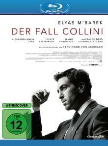 Der Fall Collini (Blu-ray), Blu-ray Disc