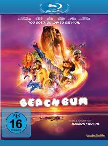 Beach Bum (Blu-ray), Blu-ray Disc