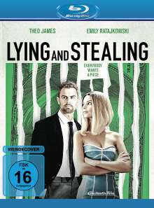 Lying and Stealing (Blu-ray), Blu-ray Disc