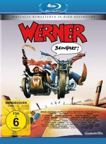 Werner - Beinhart! (Blu-ray), Blu-ray Disc