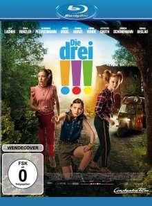 Die drei !!! (Blu-ray), Blu-ray Disc