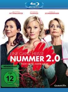 Eine ganz heiße Nummer 2.0 (Blu-ray), Blu-ray Disc