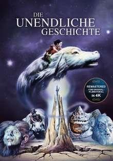 Die unendliche Geschichte (Blu-ray & DVD im Mediabook), 2 Blu-ray Discs