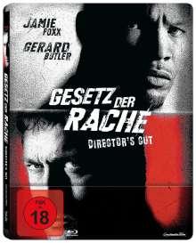 Gesetz der Rache (Director's Cut) (Blu-ray im Steelbook), Blu-ray Disc