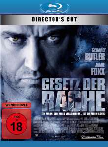 Gesetz der Rache (Director's Cut) (Blu-ray), Blu-ray Disc