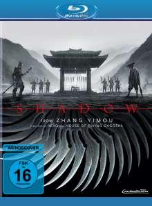Shadow (Blu-ray), Blu-ray Disc