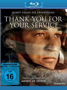 Thank You For Your Service (Blu-ray), Blu-ray Disc
