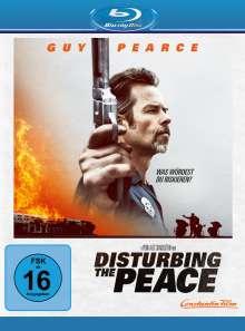 Disturbing The Peace (Blu-ray), Blu-ray Disc