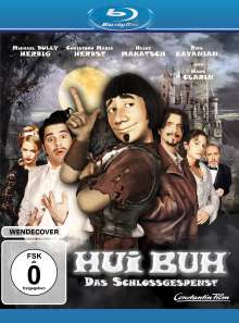 Hui Buh - Das Schlossgespenst (Blu-ray), Blu-ray Disc