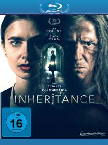 Inheritance (Blu-ray), Blu-ray Disc