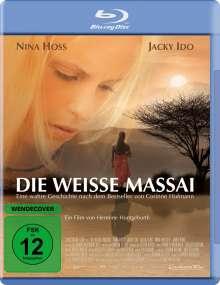 Die weisse Massai (Blu-ray), Blu-ray Disc
