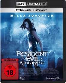 Resident Evil: Apocalypse (Ultra HD Blu-ray & Blu-ray), 1 Ultra HD Blu-ray und 1 Blu-ray Disc