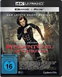 Resident Evil: Retribution (Ultra HD Blu-ray & Blu-ray), 1 Ultra HD Blu-ray und 1 Blu-ray Disc