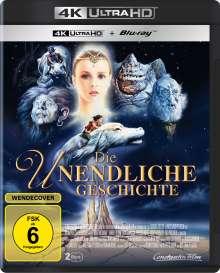 Die unendliche Geschichte (Ultra HD Blu-ray & Blu-ray), 1 Ultra HD Blu-ray und 1 Blu-ray Disc