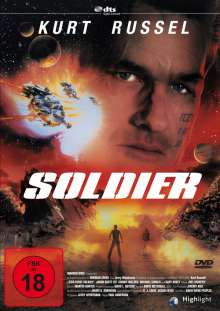 Soldier, DVD