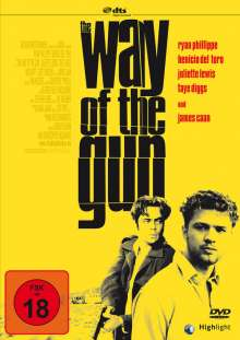 The Way of the Gun, DVD