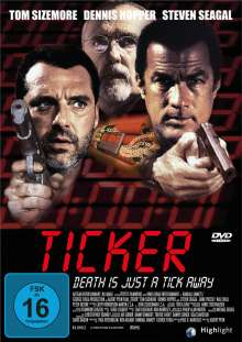 Ticker, DVD
