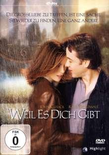 Weil es Dich gibt, DVD