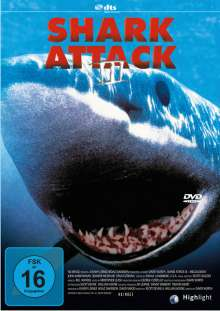 Shark Attack 3, DVD