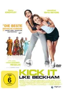 Kick it like Beckham, DVD