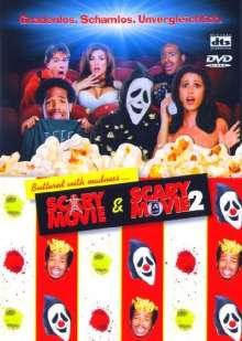 Scary Movie 1 & 2, DVD